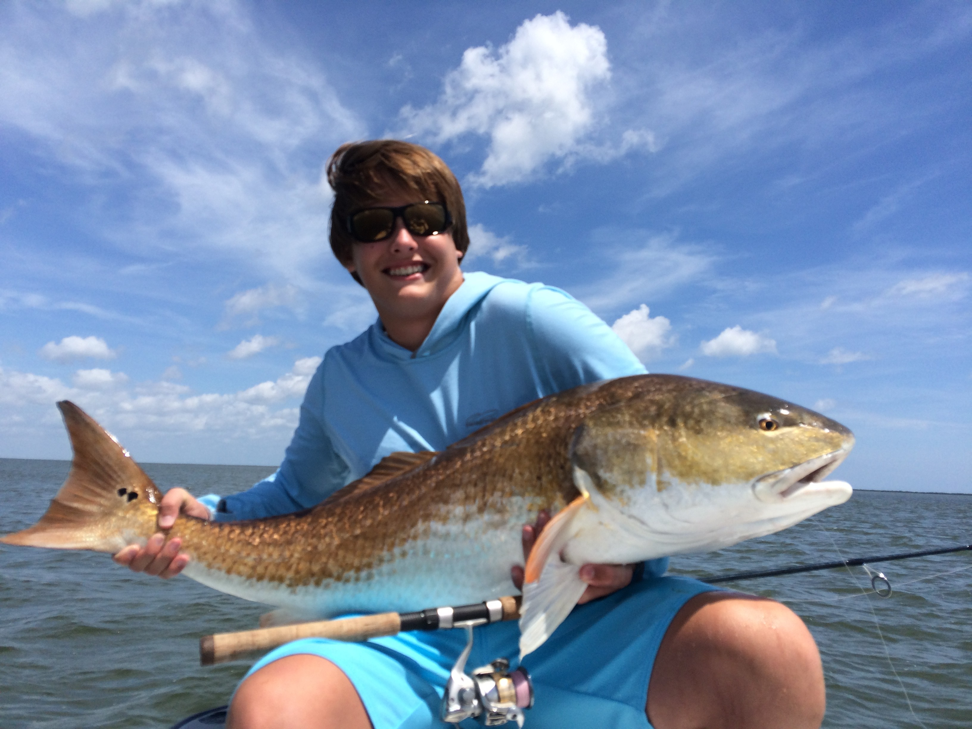 New smyrna beach summer fishing report for New smyrna beach fishing spots
