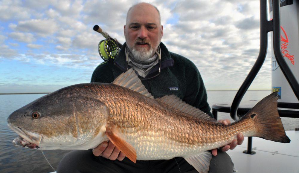 Louisiana-Marsh-Redfish